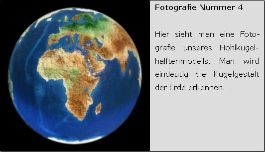 Facharbeit zum Thema Hohlwelttheorie am Gymnasium in Wittenberg